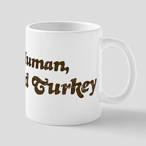 Half-Wild Turkey Mug