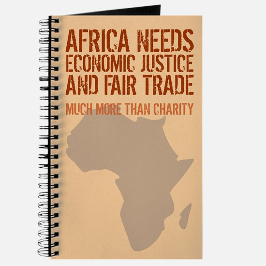 Fair Trade Notebook for Activists