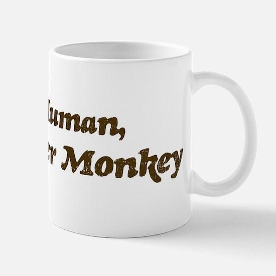 Half-Spider Monkey Mug