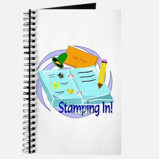 Stamping in - Journal