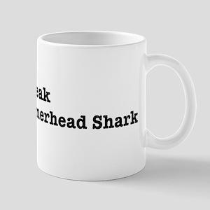 I speak Scalloped Hammerhead Mug