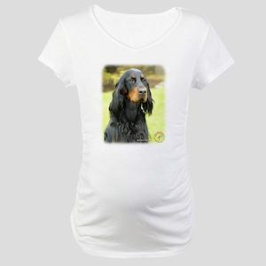 Gordon Setter 9T012D-135 Maternity T-Shirt