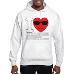 I LOVE ORANGE COUNTY Sweatshirt