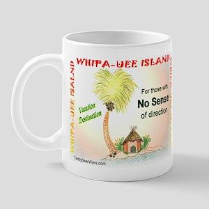 Whipa Uee Island Mug