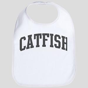 Catfish (curve-grey) Bib