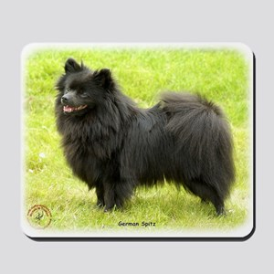 German Spitz 9W014D-009 Mousepad