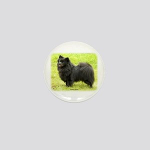 German Spitz 9W014D-009 Mini Button