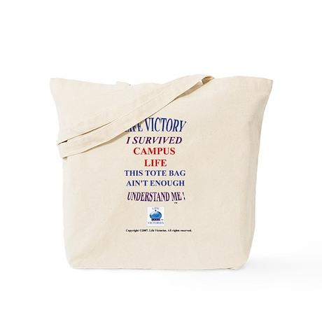 Campus Life Tote Bag