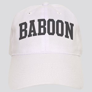Baboon (curve-grey) Cap