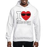 I LOVE MARIN COUNTY Sweatshirt