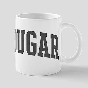 Cougar (curve-grey) Mug