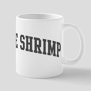Brine Shrimp (curve-grey) Mug