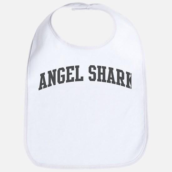 Angel Shark (curve-grey) Bib