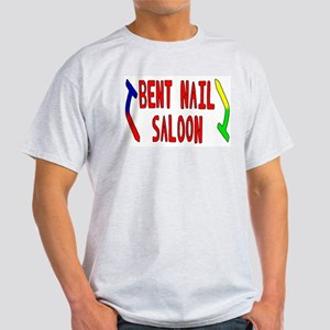 Bent Nail Light T-Shirt