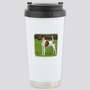 Fox Terrier 9T072D-126 Stainless Steel Travel Mug