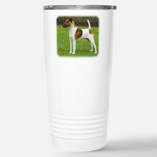 Fox Terrier 9T072D-126 Stainless Steel Travel Mug