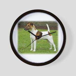 Fox Terrier 9T072D-126 Wall Clock