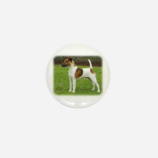 Fox Terrier 9T072D-126 Mini Button