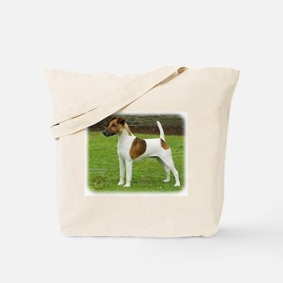 Fox Terrier 9T072D-126 Tote Bag