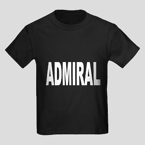 Admiral Kids Dark T-Shirt