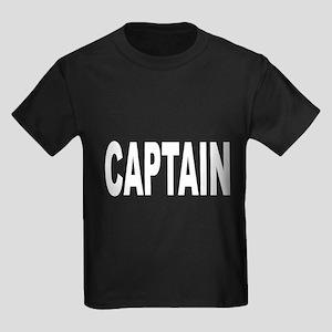 Captain Kids Dark T-Shirt