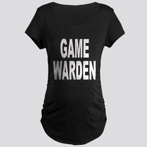 Game Warden Maternity Dark T-Shirt