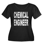 Chemical Engineer Women's Plus Size Scoop Neck Dar