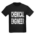 Chemical Engineer Kids Dark T-Shirt