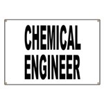 Chemical Engineer Banner