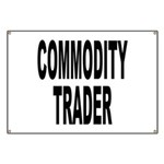 Commodity Trader Banner