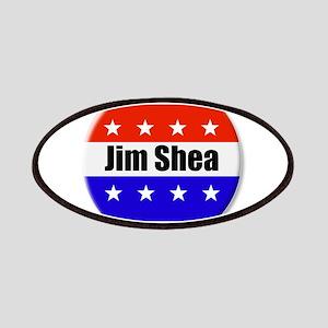 Jim Shea Patch