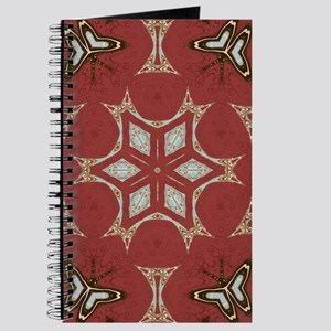 Chic Country Quilt Butterfly Journal