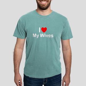 My Wives Women's Dark T-Shirt