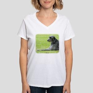 Deerhound 9R061D-090 Women's V-Neck T-Shirt