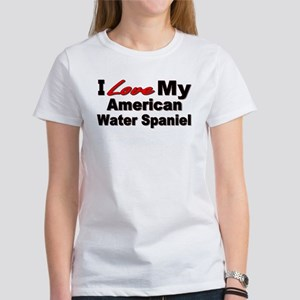 American Water Spaniel Women's T-Shirt