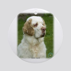 Clumber Spaniel 9Y003D-101 Ornament (Round)