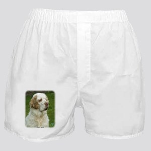 Clumber Spaniel 9Y003D-101 Boxer Shorts