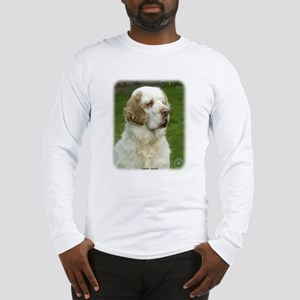 Clumber Spaniel 9Y003D-101 Long Sleeve T-Shirt