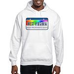 West Virginia Hooded Sweatshirt