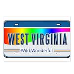 West Virginia Postcards (Package of 8)