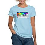 West Virginia Women's Light T-Shirt