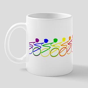 Ride a bike Mug