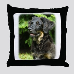 Hovawart 9W009D-107 Throw Pillow