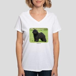 Puli 9R070D-86 Women's V-Neck T-Shirt