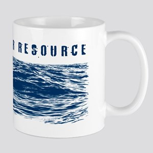 RESPECT OUR RESOURCE - Mug