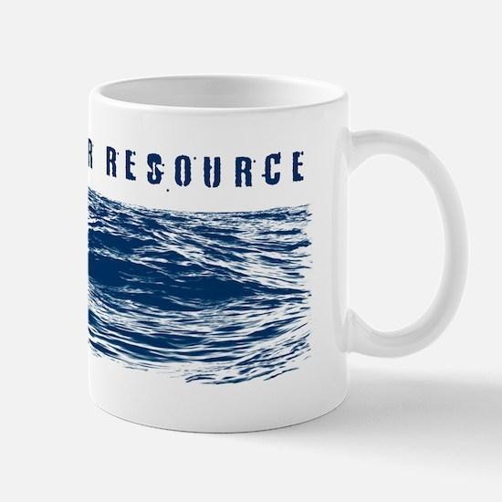 RESPECT OUR RESOURCE - Mug