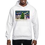 XmasMagic/TibetanTer(W) Hooded Sweatshirt