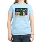 XmasMagic/TibetanTer(W) Women's Light T-Shirt
