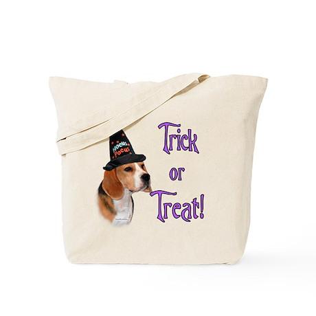 Beagle Trick Tote Bag