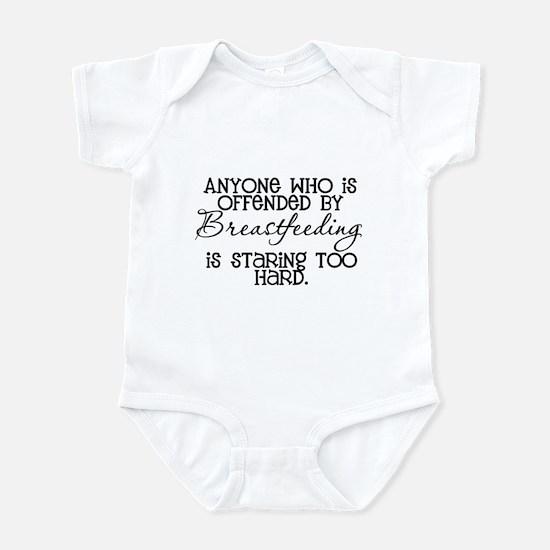 Proud Breast Feeding Infant Bodysuit